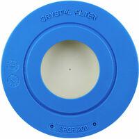 Filtre et joint Crystal Filter® SPCF-200 - Compatible Waterair® Escawat® (lot de 6)