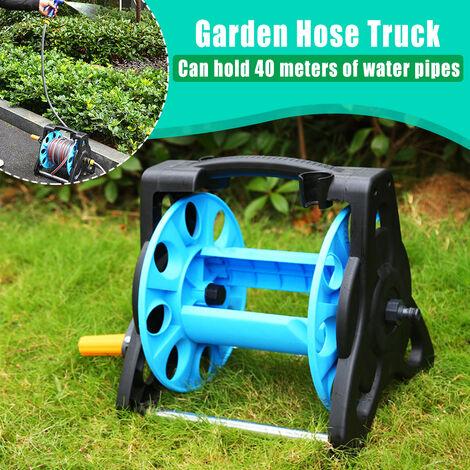 Tuyau d'eau Porte-bobine de tuyau d'arrosage Outil d'arrosage Camion de tuyau d'arrosage