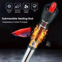 Chauffage d'aquarium Chauffe-eau submersible 220V Chauffage 17-35 ℃ (100W)