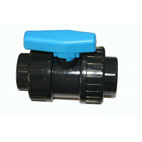 Válvula de PVC ø 32 mm con bola encolada - PLIMEX