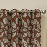 Paire de rideaux obscurcissant Louison - Taupe, 140x260cm