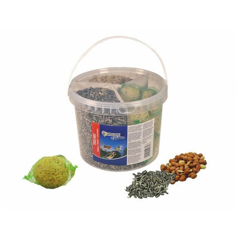 Secchio Bird Bucket 3 mix 2,6 Kg ENJOY NATURE