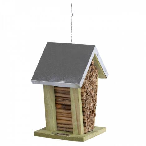 Casa delle api, altezza 20cm.