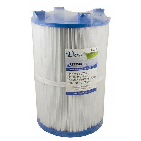 SC730 Darlly Spa-Filter für Whirlpools
