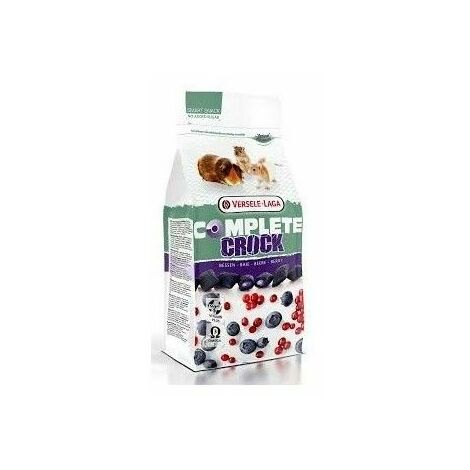 Aliment complémentaire pour rongeurs COMPLETE VERSELE LAGA BAIES 50 gr