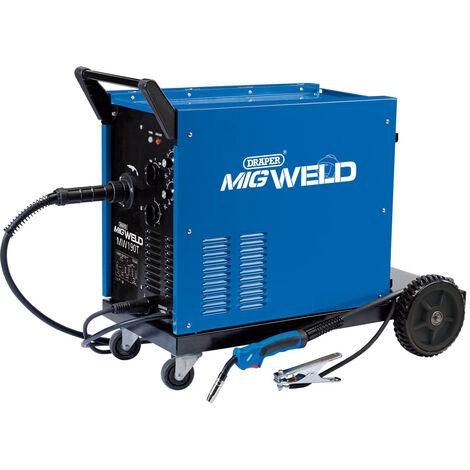 230/400V Gas/Gasless Turbo MIG Welder (180A)