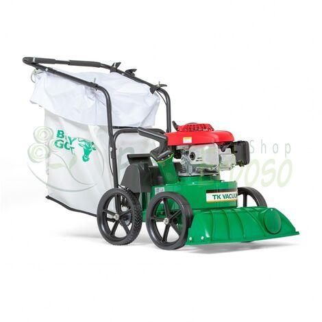 TKV650SPHEU - Aspirador triturador de madera autopropulsado