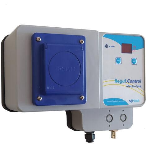 Analyseur RedOx piscine pour électrolyseur au sel, Gamme So'Tech de ByPiscine