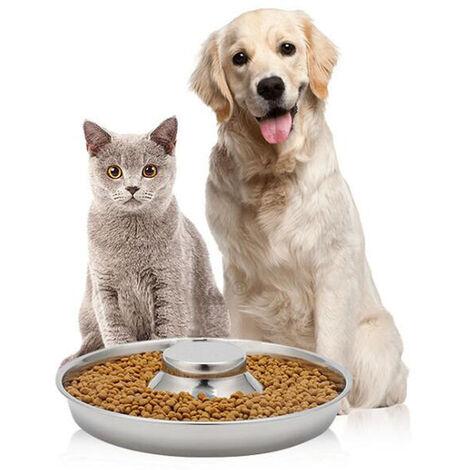 Aribari 2 x sifflets professionnels pour chiens pour l'éducation et chiens de dressage - à pas réglable - pour dressage de chiens - matériau: laiton, couleur: argent