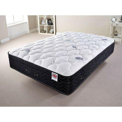 Pure Sleep 8000 Mattress - Size Superking (180x200cm)
