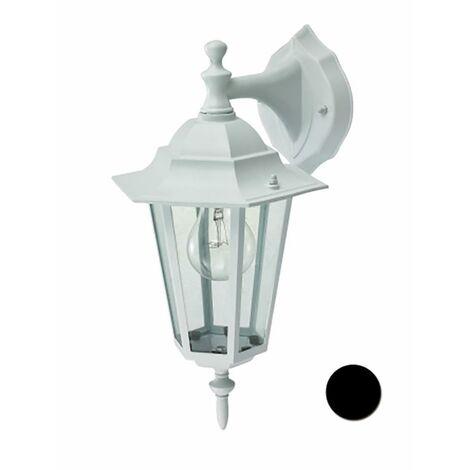 Aplique Iluminacion Blanco Metal Luxform Exterior Descendente Illux1102W