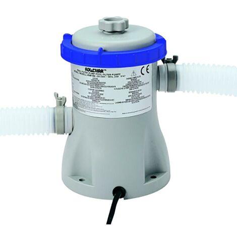 Depuradora agua piscina filtro 1.249 lt/h bestway 58381