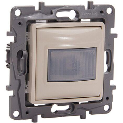 Interrupteur automatique 400W niloé Legrand crème
