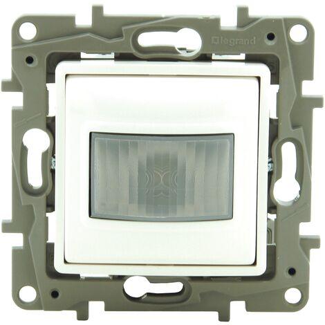 Interrupteur autoMatique 400W niloé Legrand - Blanc