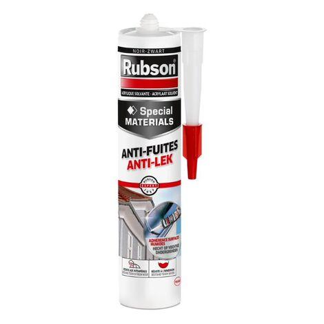 Mastic Rubson Anti-Fuites noir 280 ml