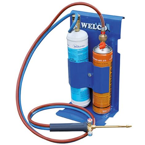Poste à souder autogène Welco Bi-gaz