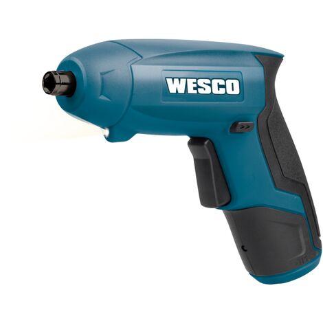Visseuse Wesco 'WS2010K' 3,6V