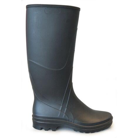 AB-Bottes de sécurité Baudou Kraft Noir taille 45 Uni