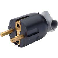 Legrand fiche avec orientation du câble 16A