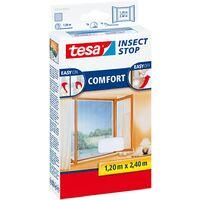 Moustiquaire pour fenêtre Tesa Insect Stop Comfort blanc 1,2x2,4m