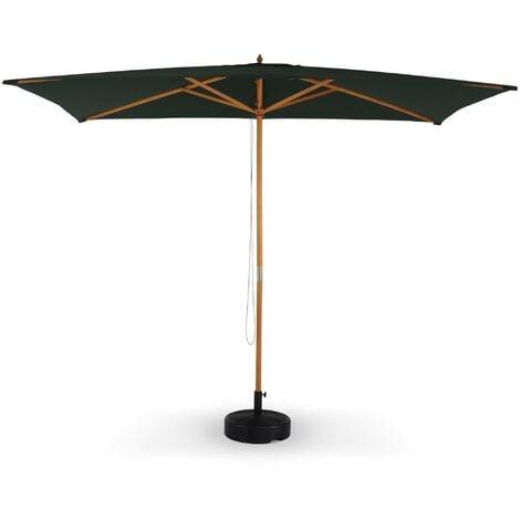 Le parasol droit