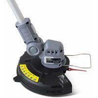 VOLTR - Débroussailleuse sans fil VOLTR Ø25cm - coupe-bordures électrique avec batterie Lithium Ion + chargeur 20V