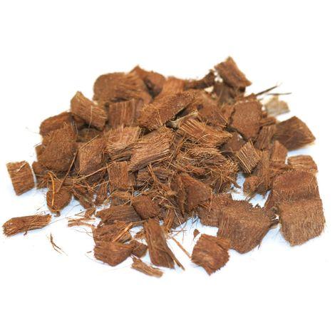 Eclats de coco pour paillage annuel 70 litres