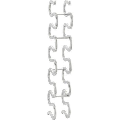 Range bouteilles design Snake - Aluminium