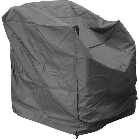 Housse de protection pour fauteuil Lounge - Gris