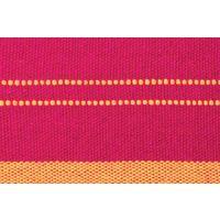 Hamac artisanal en coton Santana rose - Rose