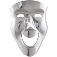 Masque mural design Mutlu - Aluminium