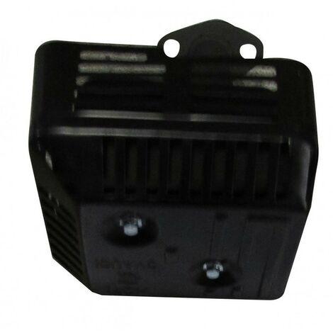 Sistema de escape para el motor HONDA GX160 GX200