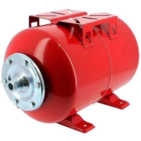 Réservoir pression à vessie horizontal - 50 litres