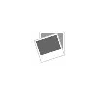 Homfa Wooden Dressing Table Makeup Desk Flip-up Mirror 2 Drawers Storage 100*50*77cm