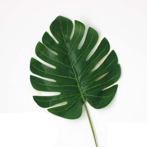 Plantes artificielles plantes de fougère artificielle, plastique vert Faux plantes arbustes à feuilles persistantes pour balcon produits de décoration intérieure et extérieure Accueil, 20pcs,style 2