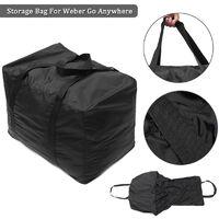 Bolsa de almacenamiento premium para parrilla de carbón portátil Weber Go Anywhere Mohoo