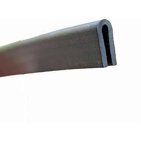 gris 3/m Bande de protection des bords Eutras Kso4006 Intervalle de 2/mm Noir 2079