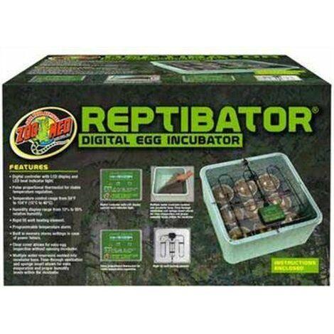 Incubateur Reptibator Zoomed - Incubateur
