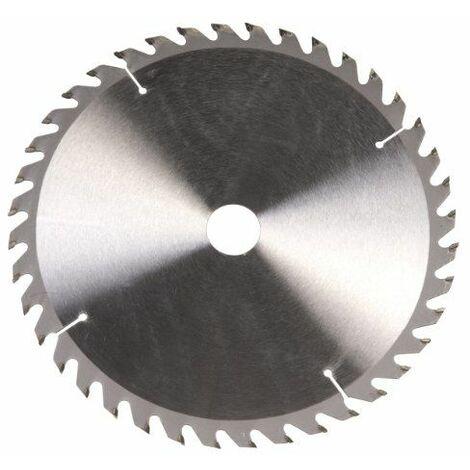 Ferm MSA1026 Lame circulaire à 40 dents 250 x 30 mm