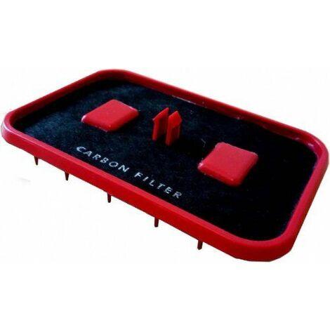 Mister vac A306 Filtre à charbon pour aspirateurs Electrolux, Lux 1, D820
