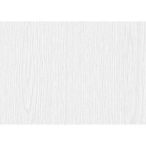 alkor DecoDesign f3800077 folienmaß Autocollant 45 x 200 cm, épaisseur : 0,12 mm, Blanc