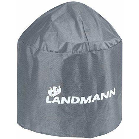 Landmann 15704 Housse de Protection Premium Polyester Noir