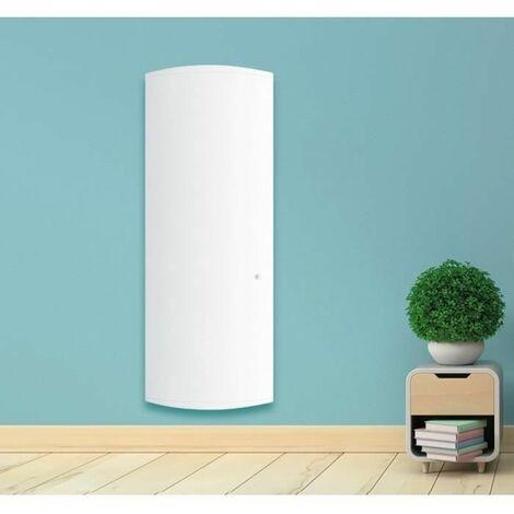 NOIROT ELIXIR KFN2673FTAJ Radiateur a Chaleur Douce Intégrale CDI - Vertical 1000W - Coloris Blanc - Fabrication Française - Prog