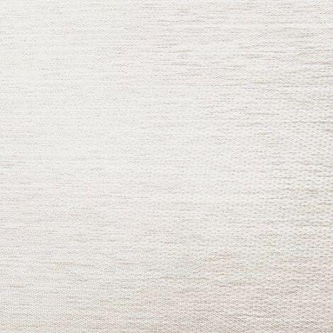 eurof irany Fir/Rebecca/K/350x 160T Rideau avec galon fronceur Rebecca, Polyester, crémeux, 0,02x 350x 160cm