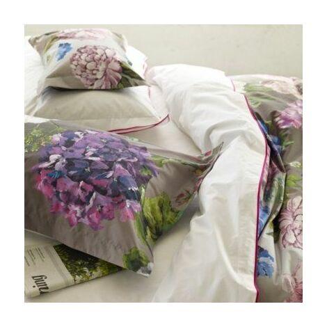 Designer Guild D18-3782901-604001-DG Alexandria Housse de Couette Satin de Coton 260 x 240 cm