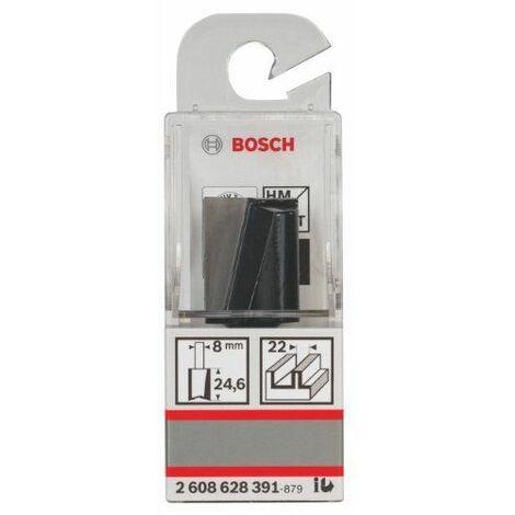 Bosch 2 608 628 391 Fraise 8 mm 22 x 25 x 56 mm