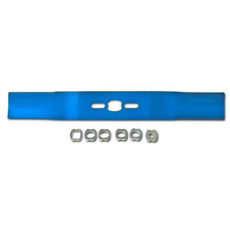 Arnold 1011-U2-0450 Lame universelle pour tondeuse à gazon Longueur 45cm
