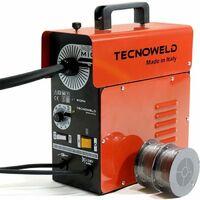Proweltek PR1216 Poste à souder MIG sans gaz 95 A