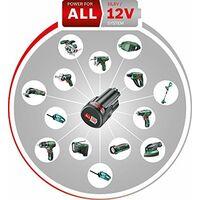 Bosch 060398400C UNEO Perforateur sans fil technologie Syneon avec adaptateur pour forets