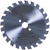 Connex COM361603 Lame pour scie circulaire HM 160 x 20mm